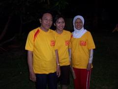 Kontingen Tim 26 Semarang