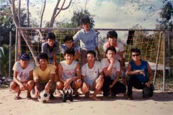 Class of 86 Soccer Team