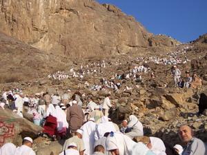 Mendaki Jabal Noor