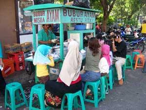 Bubur Ayam Misoa Rizky Semarang