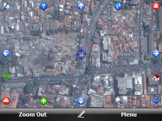 Maps for PDA