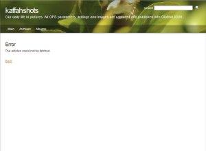 Screenshot KaffahShots