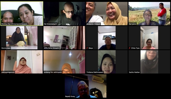 zoom family meeting
